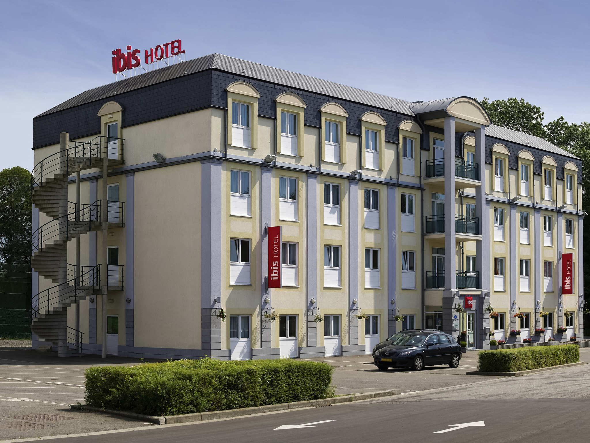 L'hôtel Seraing Ibis - copyright photo Seraing Ibis